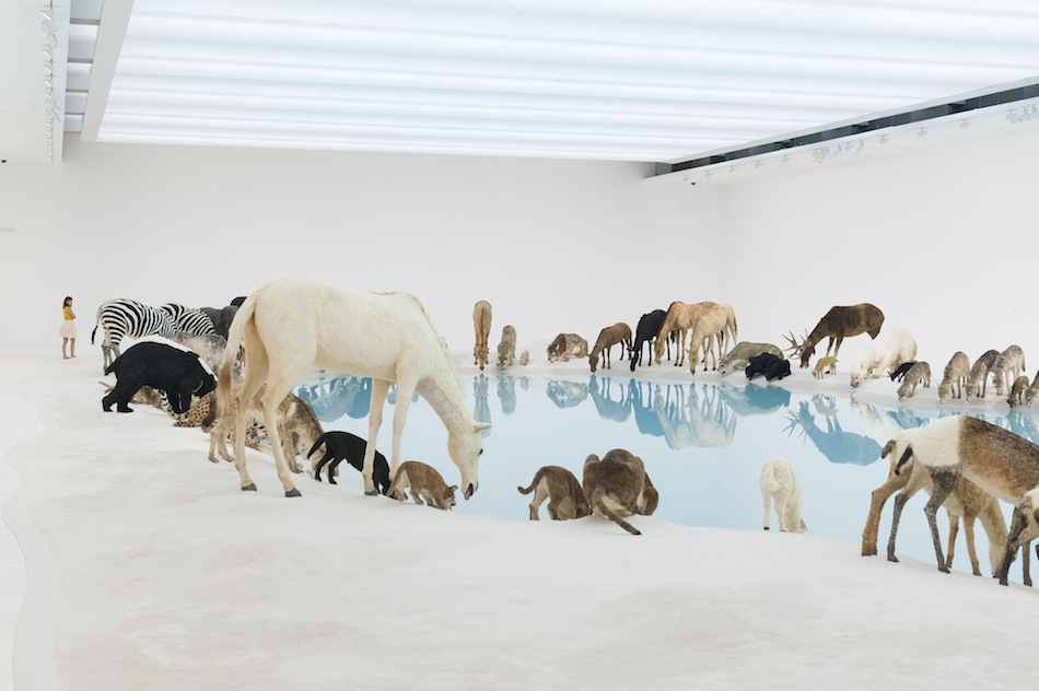 'Cai Guo-Qiang: Falling Back to Earth' Media Preview
